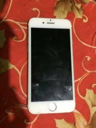 Vendo iphone 7 silver pra retirada de peças