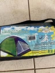 Barraca para acampar