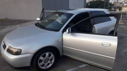 Audi A3 Turbo Esportivo 3 Portas Teto Solar Ano 2000 (Mosca Branca) (Não paga + IPVA)