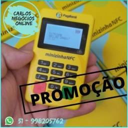 Kit10 Minizinha nfc na Promoção Por Tempo Limitado