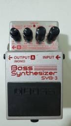 Pedal Sintetizador Para Baixo Boss SYB-3 Bass Synthesizer<br>(aceito trocas)<br>