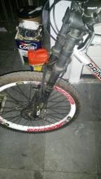 Garfo gordo com suspensão para bicicletas (bike)