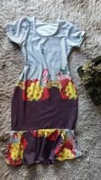 Vestido Midi Tubinho