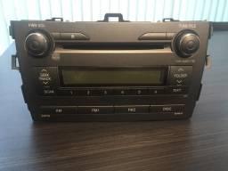 Corolla Radio/CD Player original 2009