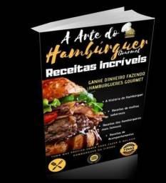 Curso A Arte do Hambúrguer