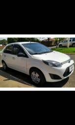 Vendo ford fiesta sedan 2012 - 2012