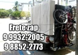 Frete, mudança e carretos zap9 9932-2005 /9 8852-2773