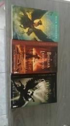 Livros da Série Percy Jackson