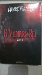Livro O vampiro rei vol.1