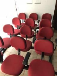 Cadeiras para espera