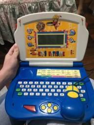 Notebook de brinquedo