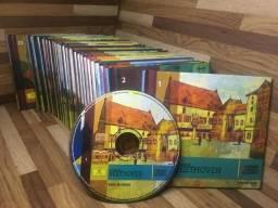 Coleção Completa Mestres da Música Clássica 25 CdBooks