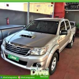 Toyota Hilux Hilux 3.0 Standard 4x4 Mec. Diesel Completa - 2014