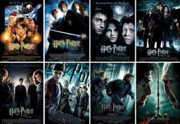 Harry Potter (8 Filmes)