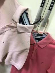 DESAPEGA - 2 Camisa Polo Tommy Hilfiger - TAM P