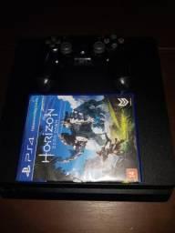 PlayStation 4 ps4 em perfeitissimo estado como novo