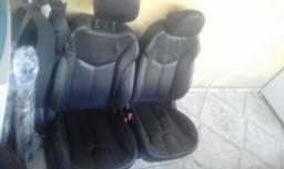 Jogo banco eletrico couro veloster 2013 com airbag