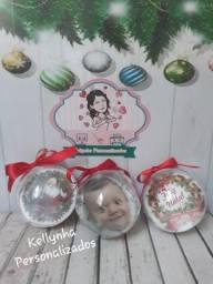 Lembranças de Natal e formatura