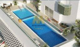 Apartamento com 2 dorms, Guilhermina, Praia Grande - R$ 239.610,00, 55m² - Codigo: 4...