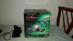 Volante Esporte Racing Integris para ( PC,PS1,PS2 )