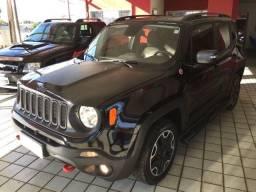 Jeep Renegade TRAilHAwK 2.0 4X4 _TOPOdeLinhA_oMaisNovOdoBrasiL_ - 2016