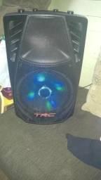 Caixa de som amplificada 450