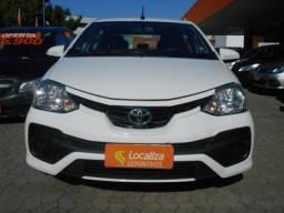 TOYOTA ETIOS 2018/2018 1.5 XS 16V FLEX 4P AUTOMÁTICO - 2018