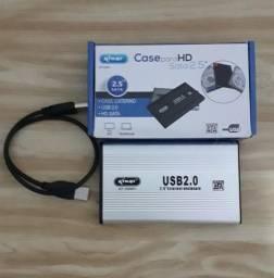 HD externo 500Gb (leia)