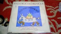 LP O Grande Circo Místico - Chico e Edu Lobo