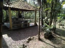 Chácara com 3 dormitórios à venda, 3100 m² por r$ 195.000,00 - porto de cima - morretes/pr
