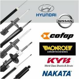 Amortecedor Hyundai/Nissan - Original novos