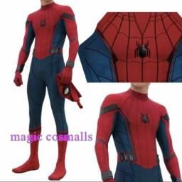 Fantasia homem aranha 3d