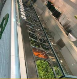 Passo ponto Restaurante lanchonete japonês saladeria