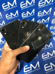 IPhone XR 64GB Preto - Seminovo - Com Garantia - loja Niterói