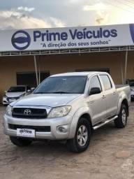 Toyota hilux Sr 2.7 cd 4x2 manual 2009/2009 - 2009