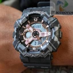 7a00853ee29 Relógio esportivo lançamento 2019 muito barato