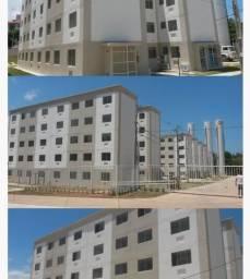 Apartamento. 2 quartos. 1 vaga. Avenida José Leite 182, Caji, Lauro de Freitas