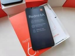 Super Oferta: SmartPhone Redmi 6A 2gb/16gb Novo, Versão Global, por apenas R$489,00