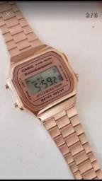 0130960872c Relógio Casio Vintage