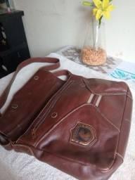 Bolsa em Couro para Notebook