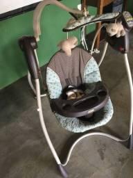 Cadeira de balanço Graco