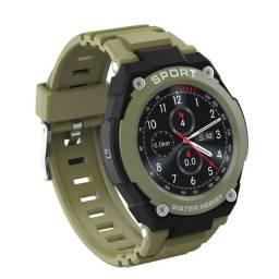 Relógio inteligente Dt97 (smartwatch) - gps, bluetooth, chamada, bússola, esportes etc