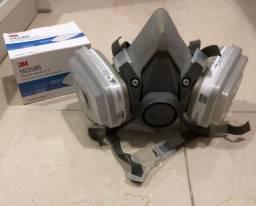 Máscara Respiratória Semi Facial Ref.: 6200 - 3m