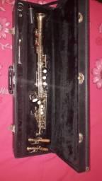 Sax soprano Marca Eagle seminovo