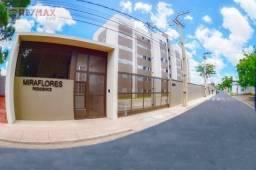 Apartamento com 2 dormitórios à venda, 54 m² por R$ 165.000 - Centro - Timon/MA