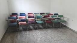Cadeira Universitária/ Escolar Giroflex