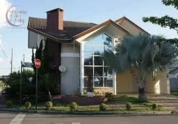 Sobrado com 4 dormitórios à venda, 218 m² por R$ 900.000,00 - Condomínio Terras do Vale -