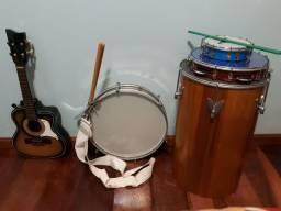 INSTRUMENTOS MUSICAIS PAGODE