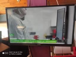 Tv 28 polegadas britania nova led no Pregão 2 Irmãos Promoção