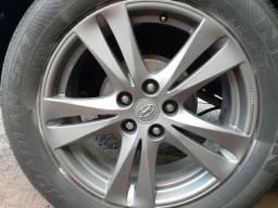 Rodas aro 18 Originais Hyundai 5X114